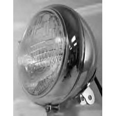 """8-147  7"""" Fat Boy & Heritage Style Headlamp. For 1986 & later"""