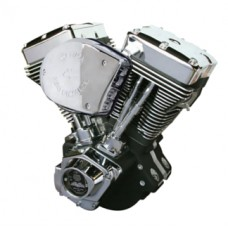 298-244 Ultima El Bruto Complete Competition Series Engines. 140 CI. Black Finish