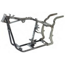 85-181 Stock Softail® style frame with 1986 & later fender struts.