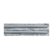 """38-318 Hard Chrome 41mm Fork Tubes & fork Tube Assemblies Length, 22-1/2"""""""