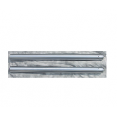 """38-319 Hard Chrome 41mm Fork Tubes & Fork Tube Assemblies Length, 20-1/2"""""""