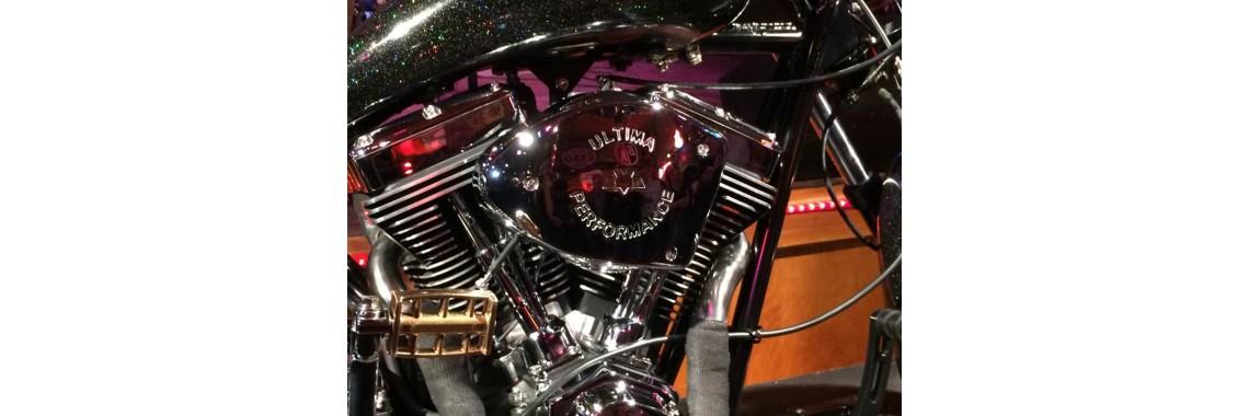 Ultima 100 Engine