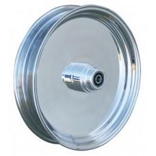 37-554 Ultima Solid Billet Wheels Front Wheels  16 x 3.5