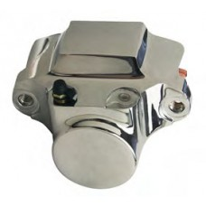 90-434 Chrome Rear Caliper Assembly
